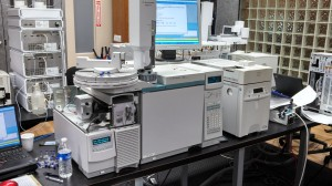 The Gas Chromatograph Machine that runs Wisconsin DUI/OWI Blood Test Samples